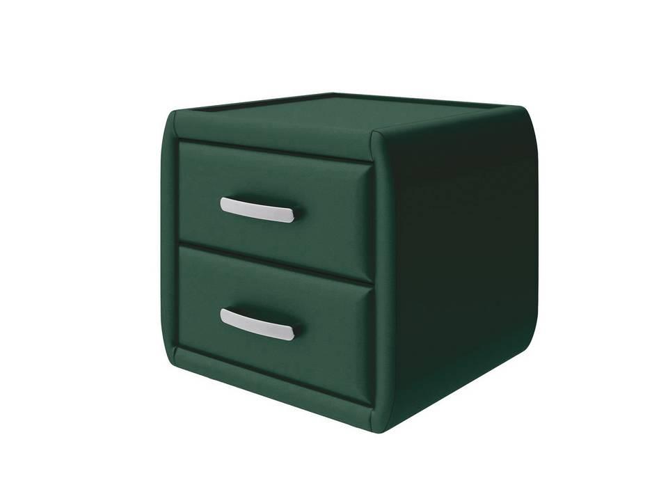 Тумба Comfy 2 в исполнении Renata 5013 Зеленый
